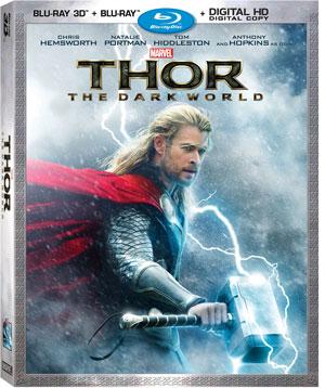 Thor: The Dark World Blu-ray Clips