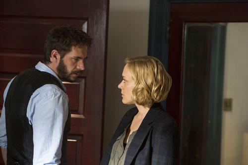 James D'Arcy and Chloë Sevigny star in Those Who Kill