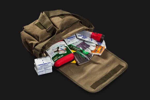AMC's The Walking Dead Survival Kit