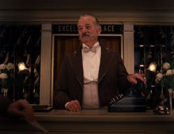 The Grand Budapest Hotel Movie Clip