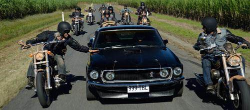 Drive Hard Movie Trailer