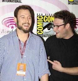 Evan Goldberg and Seth Rogen Earn Filmmaker Awards