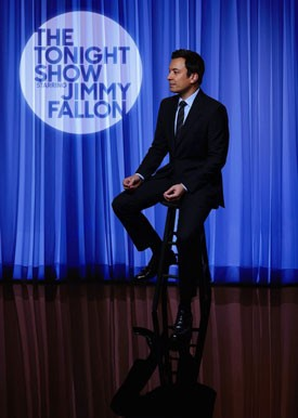The Tonight Show with Jimmy Fallon First Week Lineup