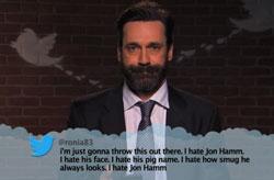 Celebrities Read Mean Tweets Edition 6