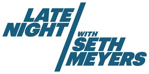 Late Night with Seth Meyers First Week Lineup