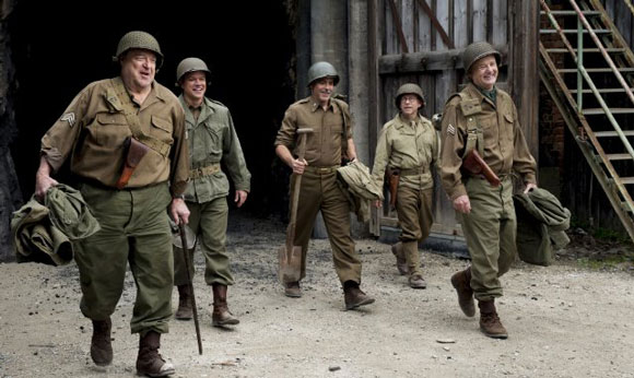 The Monuments Men Review