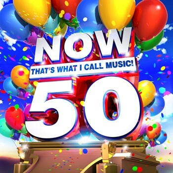 NOW That's What I Call Music! Vol 50