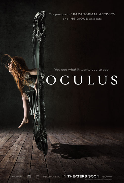 Oculus Theatrical Poster