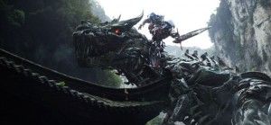 Transformers Age of Extinction Imax Video