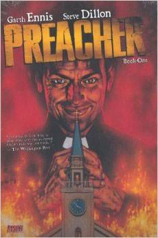 Seth Rogen and Evan Goldberg Work on AMC's Preacher