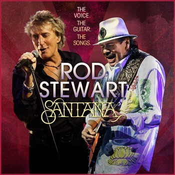 Rod Stewart and Santana Tour Dates