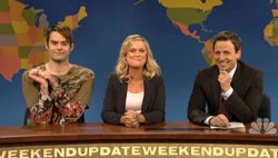 Bill Hader to Host SNL