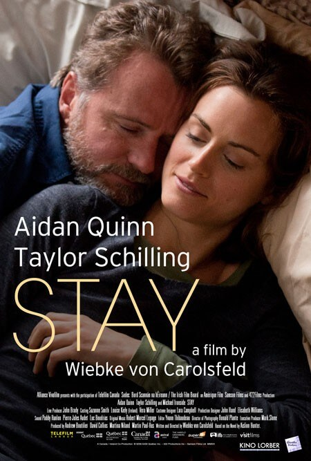 Stay Movie Poster and Trailer