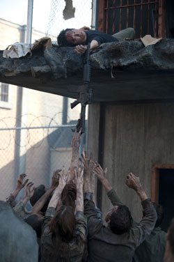 The Walking Dead Season 4 Inmates Review