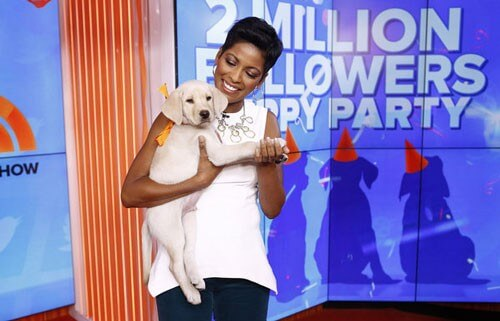 Tamron Hall Joins The Today Show