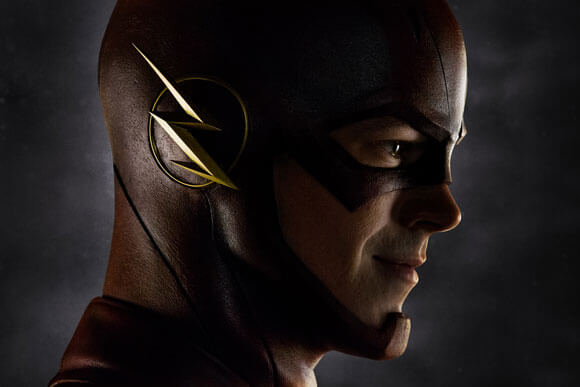 First Photo from The Flash