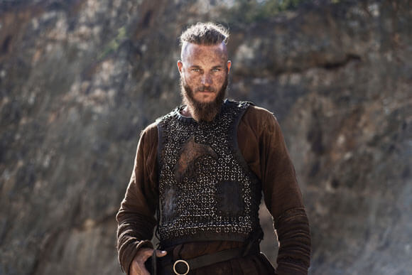 Travis Fimmel Vikings Interview