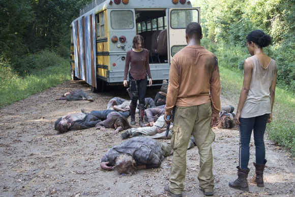 The Walking Dead Season 4 Inmates Review