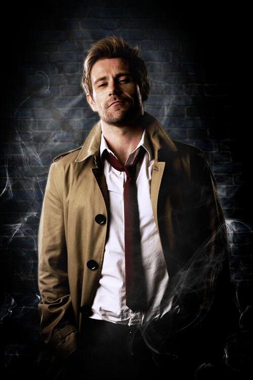 Matt Ryan as John Constantine in 'Constantine' First Photo