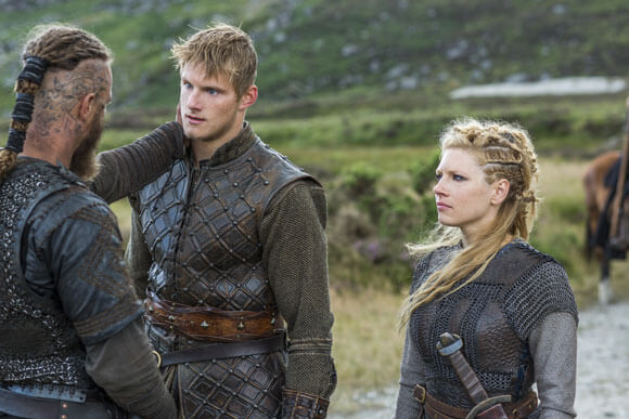 Vikings Season 2 Episode 4 Clips and Photo