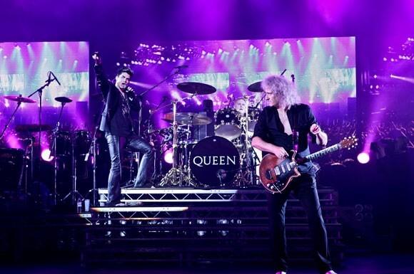 Adam Lambert and Queen Announce 2014 Tour