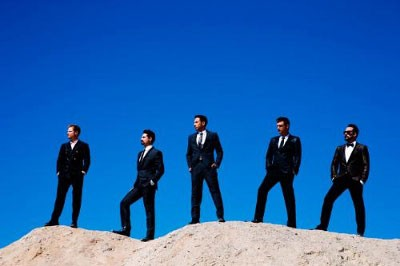 Backstreet Boys Extend 2014 World Tour