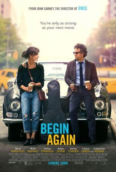 Begin Again Trailer