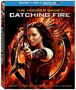 The Hunger Games: Catching Fire DVD Cast Signings