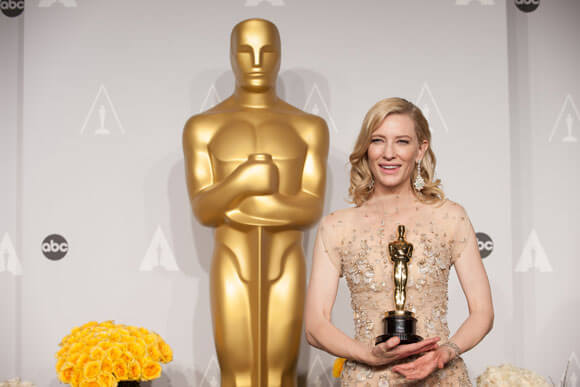 Cate Blanchett 2014 Oscar Speech