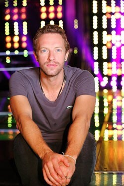 Chris Martin Joins The Voice