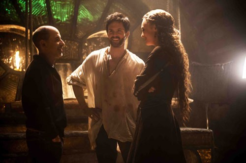 David S Goyer Season 2 of Da Vinci's Demons Interview