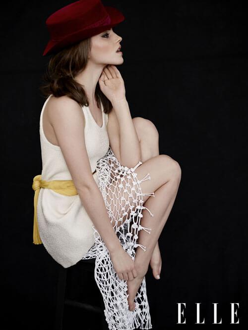 Emma Watson ELLE Cover Shoot