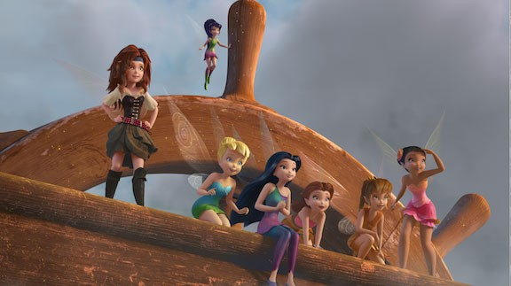 'The Pirate Fairy' Extended Video Clip