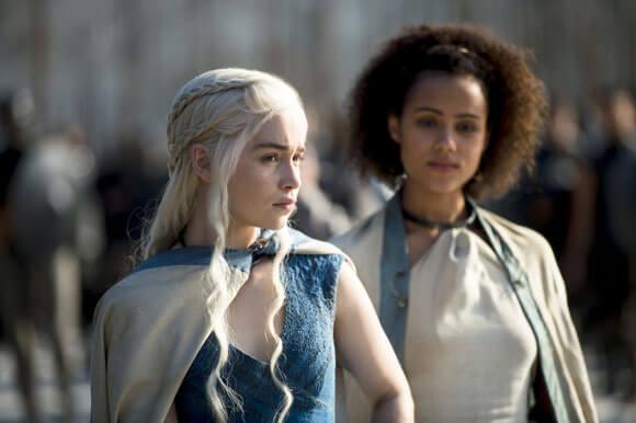 Game of Thrones Season 4 April Episodes