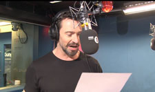 Hugh Jackman Performs Wolverine The Musical
