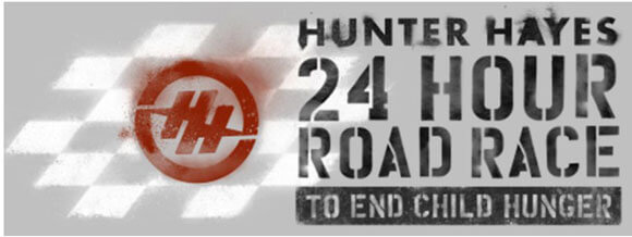 Hunter Hayes 24 Hour Road Race