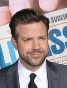 Jason Sudeikis Joins Race