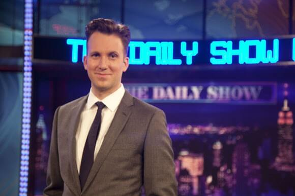 Jordan Klepper Joins The Daily Show