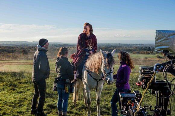 Laura Haddock interview season two of Starz' 'Da Vinci's Demons'