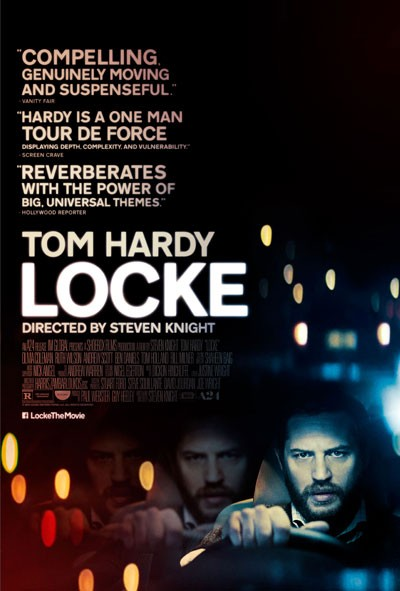 Locke Movie Poster and Trailer