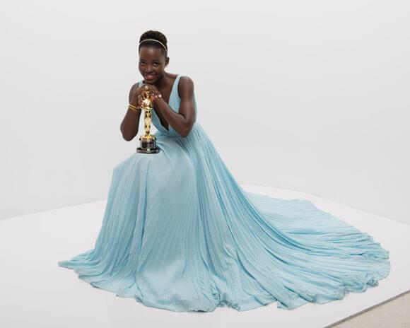 Lupita Nyong'o Oscar Acceptance Speech