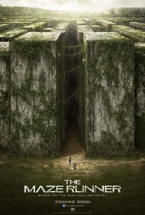 The Maze Runner Trailer and Poster
