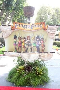 The Pirate Fairy Premiere Red Carpet