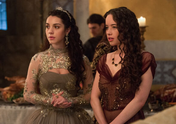 Reign Season 1 Episode 15 Clips and Details