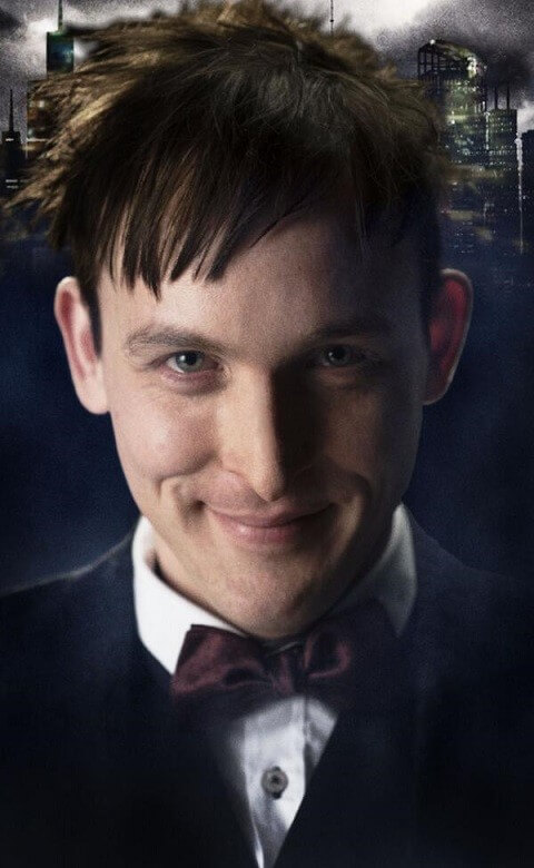 Robin Lord Taylor as Oswald Cobblepot in 'Gotham' Photo