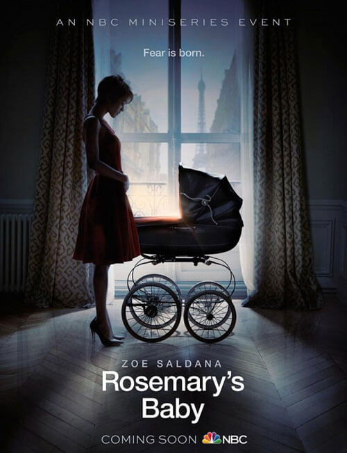 Rosemary's Baby Poster and Teaser Trailer