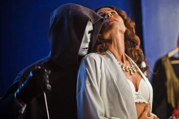 Stage Fright Movie Trailer