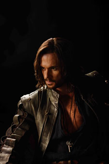 Tom Riley Da Vinci's Demons Interview