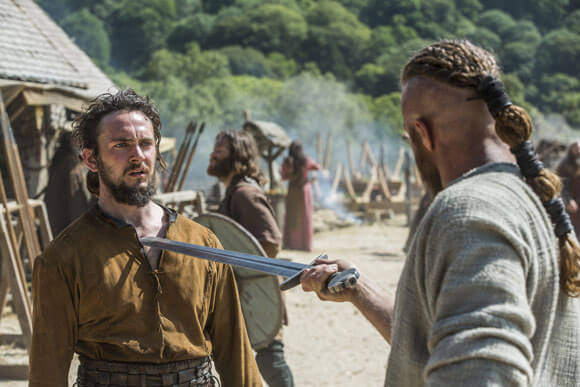 Vikings Season 2 Episode 2 Details