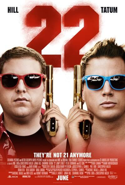 22 Jump Street Red Band Trailer and Poster